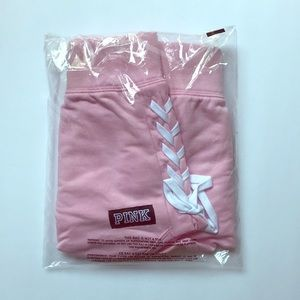 """PINK Victoria's Secret Shorts - VS Pink """"Pink"""" Shorts Only; New in Package"""